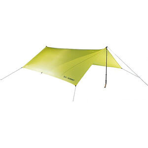 Sea to Summit Escapist 15D Tarp M/2 m x 2,6 m lime lime