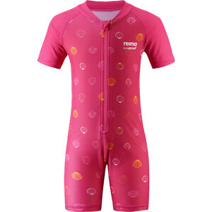 Reima Odessa Swim Overall Barn candy pink candy pink