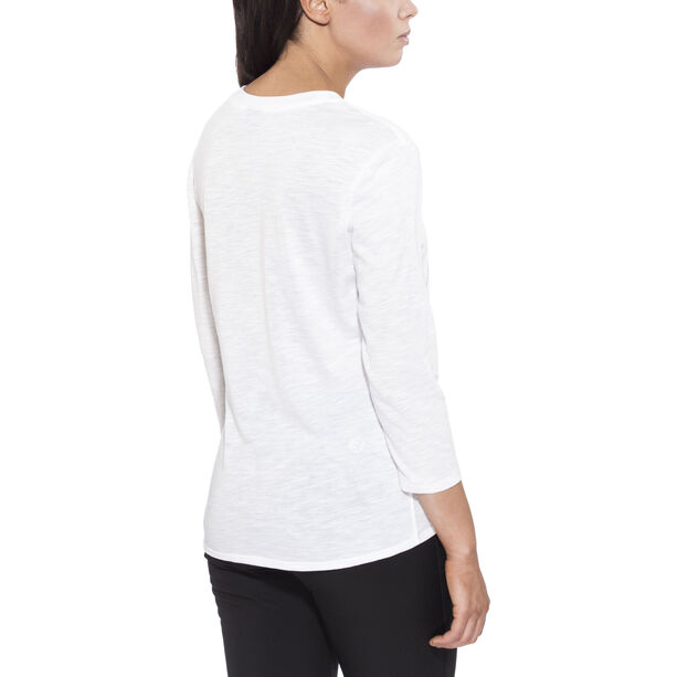 Patagonia Mainstay 3/4 Sleeved Top Dam white