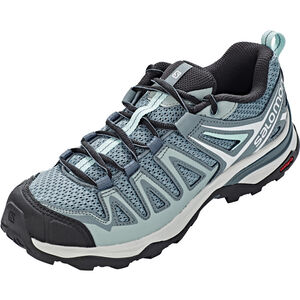 Salomon X Ultra 3 Prime Shoes Dam lead/stormy weather/canal blue