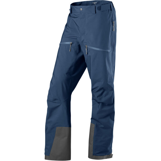 Houdini Purpose Pants Herr blurred blue