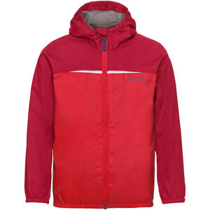 VAUDE Turaco Jacket Barn energetic red energetic red