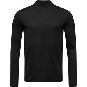super.natural Base 175 Turtle Neck Herr jet black jet black