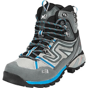 Millet High Route Hiking Shoes Mesh Dam aqua/dark grey aqua/dark grey