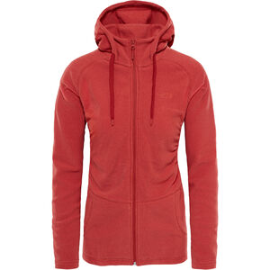 The North Face Mezzaluna Full Zip Hoodie Dam bossa nova red stripe bossa nova red stripe