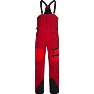 Peak Performance Vertical Pants Herr Dark Chilli Dark Chilli