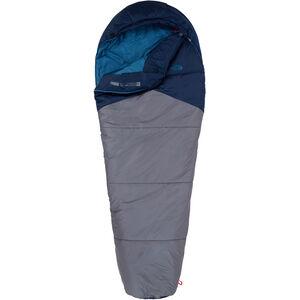 The North Face Aleutian 20/-7 Sleeping Bag Regular cosmic blue/zinc grey cosmic blue/zinc grey
