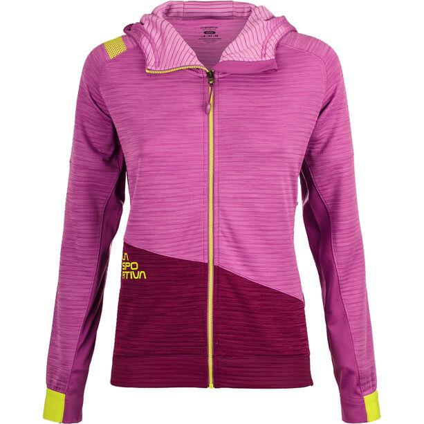 La Sportiva Aim Hoody Dam purple/plum