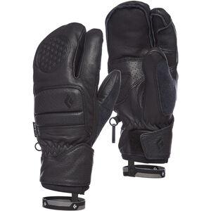 Black Diamond Spark Angel Finger Gloves Dam Smoke Smoke