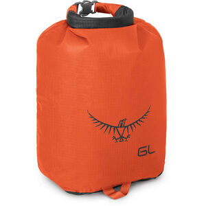 Osprey Ultralight Drysack 6 L poppy orange poppy orange