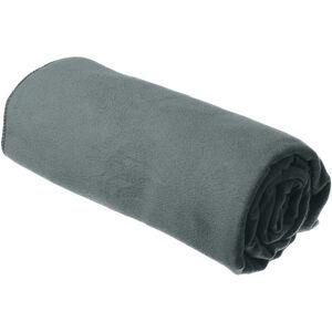 Sea to Summit Drylite Towel Large grey grey