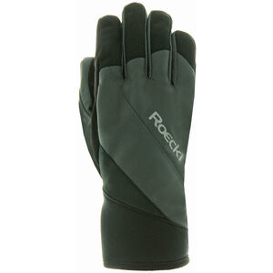 Roeckl Aspen Gloves Barn Anthracite Anthracite