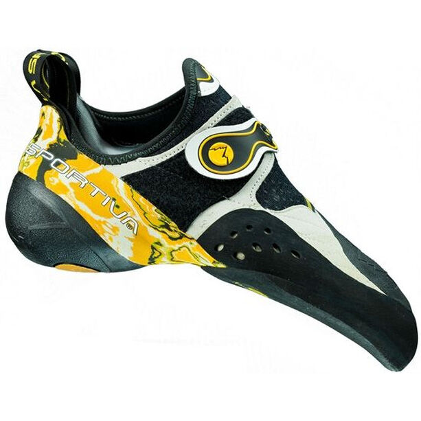 La Sportiva Solution yellow