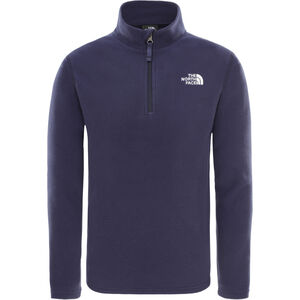 The North Face Glacier 1/4 Zip Barn Montague Blue Montague Blue