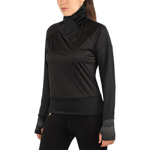 Craft Nordic Light Longsleeve Jersey Dam black black