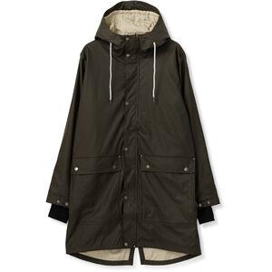 Tretorn Evald 2.0 Raincoat Herr Black Olive Black Olive