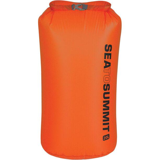 Sea to Summit Ultra-Sil Nano Dry Sack 20l orange
