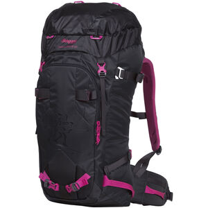 Bergans Helium PRO 40 Backpack Dam solid charcoal/hot pink solid charcoal/hot pink