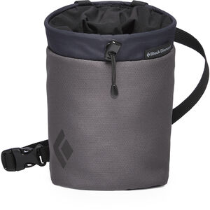 Black Diamond Repo Chalk Bag dark gray dark gray