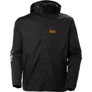 Helly Hansen Ervik Jacket Herr Ebony Ebony