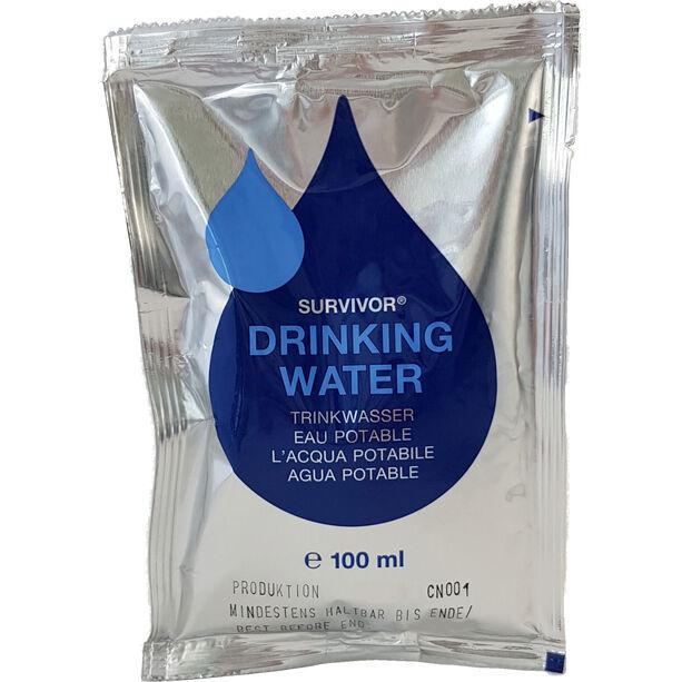 Trek'n Eat Survivor Drinking Water Bags 5x100ml