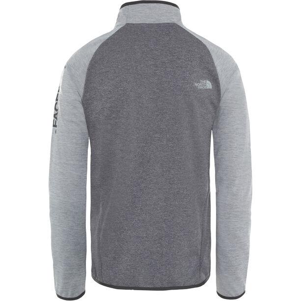 The North Face Ondras II Jacket Herr tnf black heather/mid grey heather