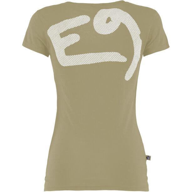 E9 Solid Tee Dam warmgrey