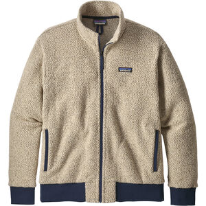 Patagonia Woolyester Fleece Jacket Herr oatmeal heather oatmeal heather