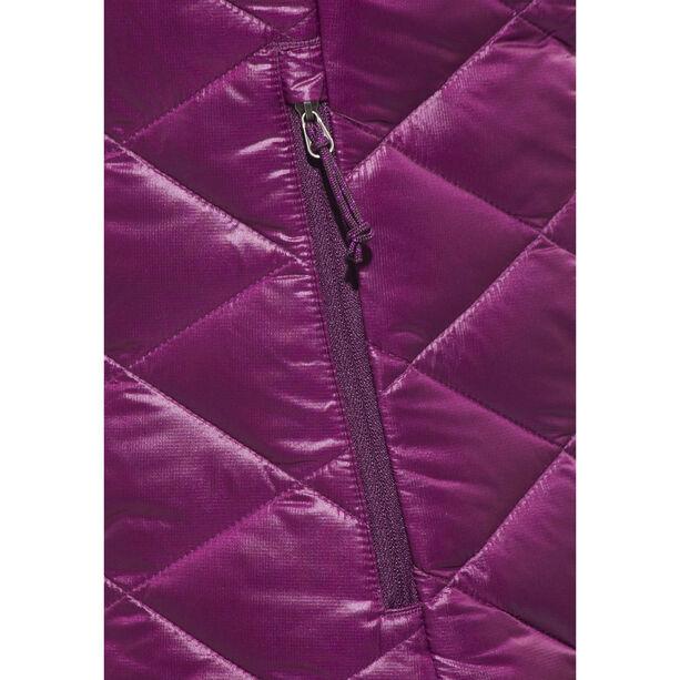 Columbia Trask Mountain Jacket 650 TurboDown Women purple dahlia purple dahlia