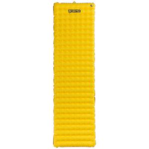 NEMO Tensor Sleeping Pad Regular Tapered elite yellow elite yellow