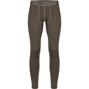 super.natural Base 175 Tights Men Killer Khaki/Bamboo Killer Khaki/Bamboo