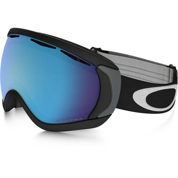 Oakley Canopy Snow Goggles matte black w/ prizm sapphire iridium