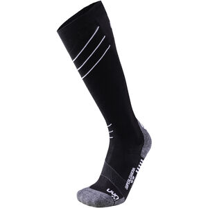 UYN Ski Superleggera Socks Herr black/white black/white