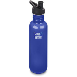 Klean Kanteen Classic Bottle Sport Cap 3.0 800ml coastal waters coastal waters