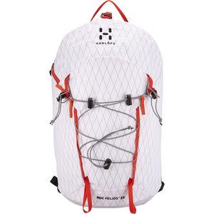 Haglöfs Roc Helios 25 Backpack soft white/true blac soft white/true blac