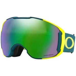 Oakley Airbrake XL Snow Goggles Herr blue/prizm jade/prizm rose blue/prizm jade/prizm rose