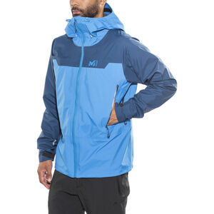 Millet Kamet Light GTX Jacket Herr electric blue/poseidon electric blue/poseidon