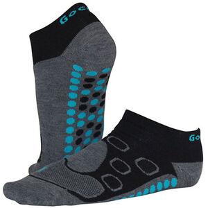 Gococo No Show Circulation Socks black black