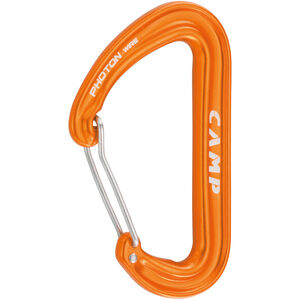 Camp Photon Wire Carabiner orange orange
