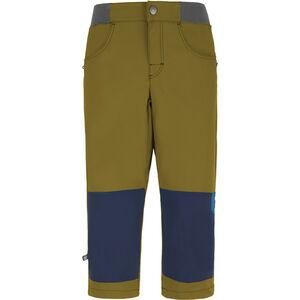 E9 Rufo 3/4 Pants Herr pistachio pistachio