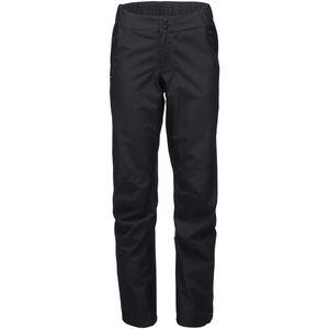Black Diamond Liquid Point Pants Dam black black