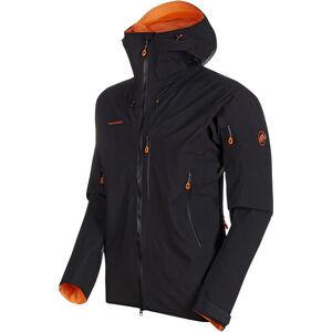 Mammut Nordwand Pro HS Hooded Jacket Herr black black