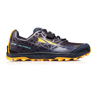 Altra King MT 1.5 Trail Running Shoes Herr black/orange black/orange