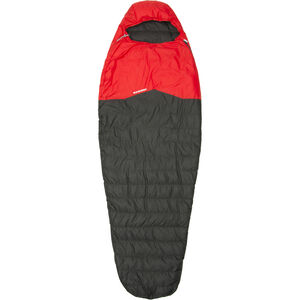 Mammut Nordic Down Spring Sleeping Bag 195cm graphite-fire graphite-fire