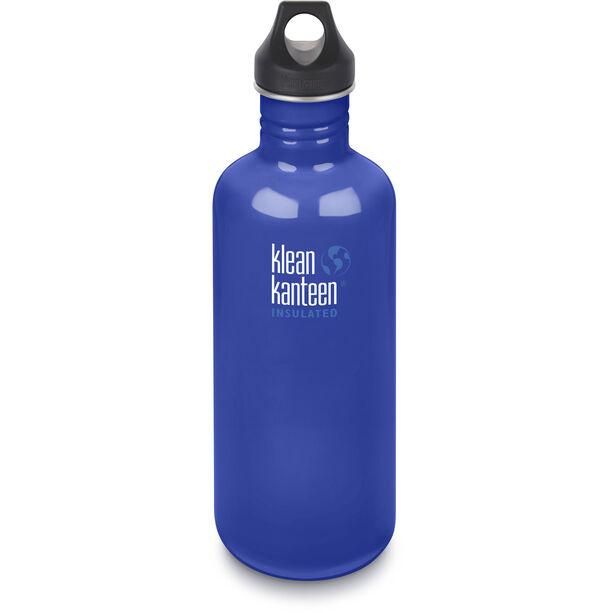 Klean Kanteen Classic Bottle Loop Cap 1182ml coastal waters