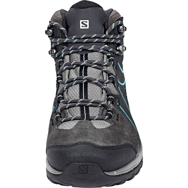 Salomon Ellipse 2 Mid LTR GTX Shoes Dam phantom/castor gray/aruba blue