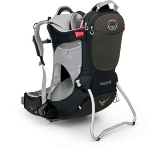 Osprey Poco AG Child Carrier black black