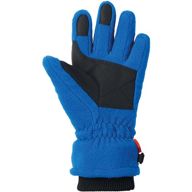 VAUDE Kids Karibu Gloves II Barn blue