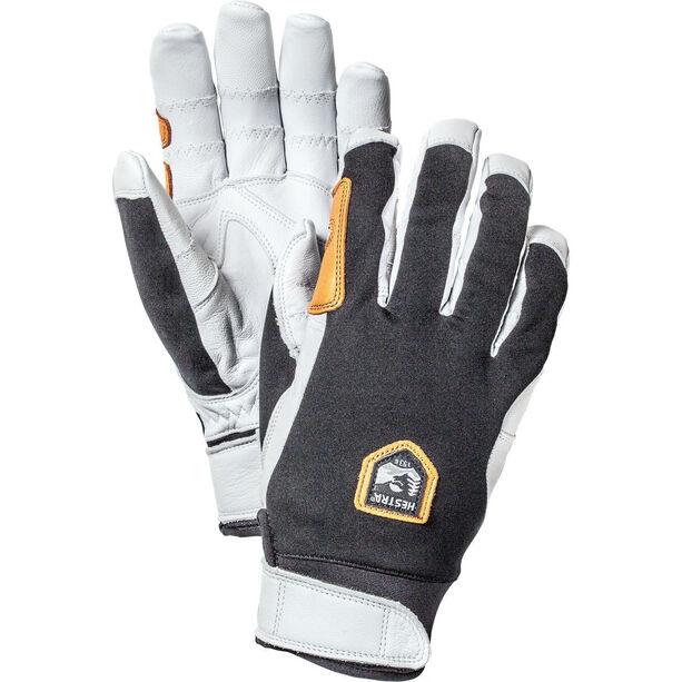 Hestra Ergo Grip Active Gloves svart/offwhite