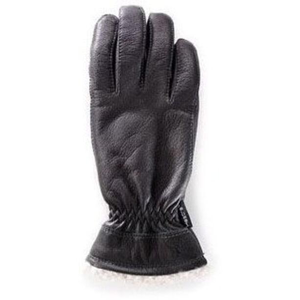 Hestra Deerskin Primaloft Gloves Dam svart